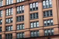 De architectuur van de stad Royalty-vrije Stock Fotografie