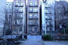 De Architectuur van de Stad van New York Royalty-vrije Stock Afbeelding