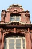 De architectuur van de symmetrie Stock Foto's
