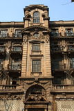 De architectuur van de symmetrie Royalty-vrije Stock Foto