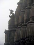 De architectuur van de tempelkoepel Royalty-vrije Stock Foto's