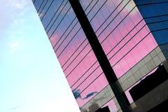 De architectuur van de zeldzaamheid Stock Foto's