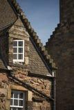 De architectuur van Edinburgh Stock Foto