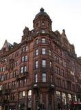De Architectuur van Glasgow royalty-vrije stock afbeelding
