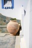 De architectuur van Griekenland Royalty-vrije Stock Afbeelding