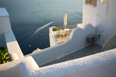 De architectuur van Griekenland Royalty-vrije Stock Fotografie