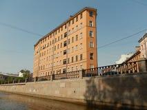 De Architectuur van heilige-Petersburg Rusland Royalty-vrije Stock Fotografie