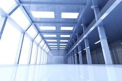 De Architectuur van het bureau Stock Afbeelding