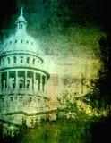 De Architectuur van het Capitool   Stock Afbeelding
