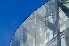 De architectuur van het glas Royalty-vrije Stock Afbeelding