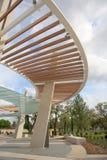 De architectuur van het park Royalty-vrije Stock Foto's