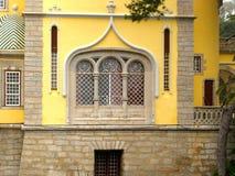 De Architectuur van het venster Stock Foto's