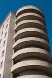 De architectuur van het ziekenhuis royalty-vrije stock afbeeldingen