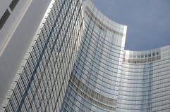 De Architectuur van Hongkong stock foto