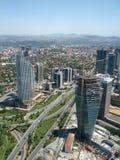 De architectuur van Istanboel Royalty-vrije Stock Afbeeldingen