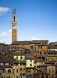 De Architectuur van Italië Stock Afbeelding