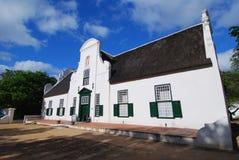 De Architectuur van Kaapstad Royalty-vrije Stock Afbeelding