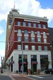 De Architectuur van Lansing van de binnenstad, Michigan stock foto
