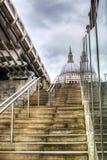 De Architectuur van Londen Royalty-vrije Stock Foto's