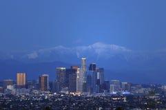De Architectuur van Los Angeles stock afbeelding