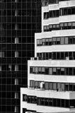 De architectuur van Manhattan Royalty-vrije Stock Foto
