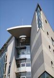 De architectuur van Moderne van Bratislava Stock Afbeeldingen
