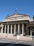 De architectuur van Neoclassicism stock foto