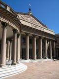 De architectuur van Neoclassicism stock afbeeldingen