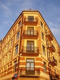De Architectuur van Oslo Royalty-vrije Stock Afbeelding