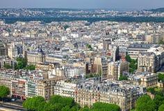 De architectuur van Parijs Stock Foto