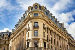 De Architectuur van Parijs Royalty-vrije Stock Afbeelding