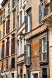 De architectuur van Rome Stock Foto