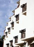 De architectuur van Signagi Royalty-vrije Stock Afbeeldingen