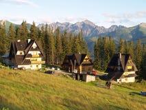 De architectuur van Slowakije Stock Foto's
