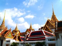 De architectuur van Thailand Stock Fotografie