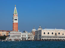 De architectuur van Venetië Stock Fotografie