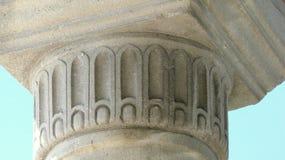 De architectuurdetail van de Brâncovenescstijl Stock Afbeelding