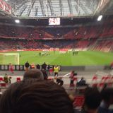 De Arena Ajax van Amsterdam Stock Foto