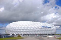 De Arena van Allianz Royalty-vrije Stock Foto's