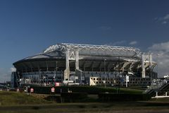 De Arena van Amsterdam royalty-vrije stock foto's