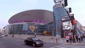 De Arena van Bridgestone in Nashville - NASHVILLE, de V.S. - 16 JUNI, 2019 stock video