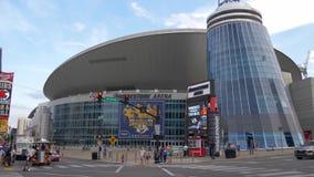 De Arena van Bridgestone in Nashville - Nashville, Verenigde Staten - Juni 16, 2019 stock footage