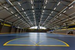 De arena van de sport Stock Foto's