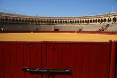 De arena van het stierenvechten Stock Foto