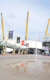 De arena van O2 Royalty-vrije Stock Fotografie
