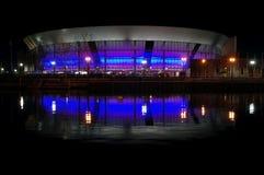 De Arena van Stocktonsporten Royalty-vrije Stock Afbeelding