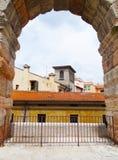 De Arena van Verona, Italië Royalty-vrije Stock Afbeeldingen