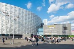 De Arena van vrienden, Stockholm royalty-vrije stock afbeeldingen