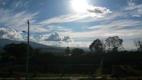 De Arenal Vulkaan royalty-vrije stock afbeeldingen