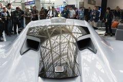 De aria FXE op vertoning tijdens La Auto toont Royalty-vrije Stock Foto's